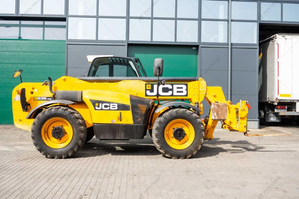 JCB 535-125  2012 г. 63 кВт., 3042 м/ч., № 2706 БРОНЬ