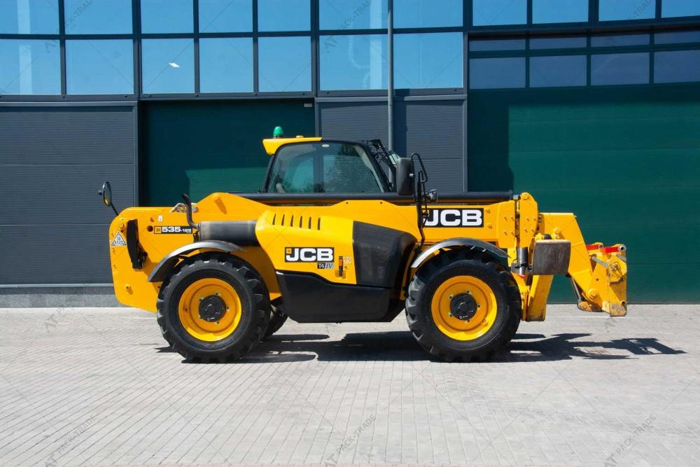 JCB 535-125 Hi-Viz 2017 г. 55 кВт. 3071 м/ч., №2684