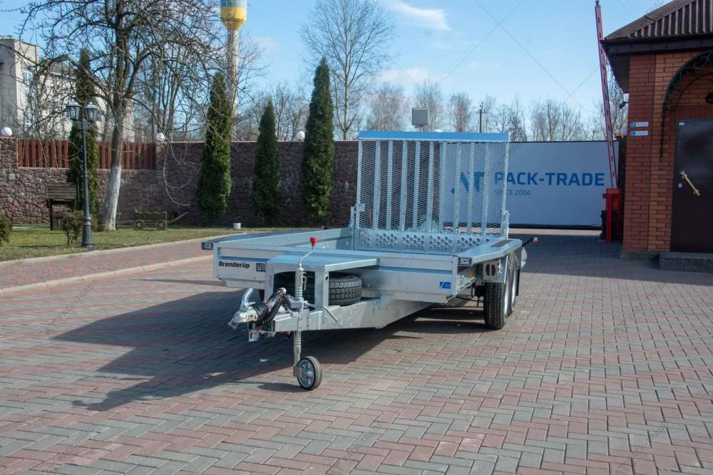 Прицеп платформа Brenderup MT3651 2020 года АМ-21-49
