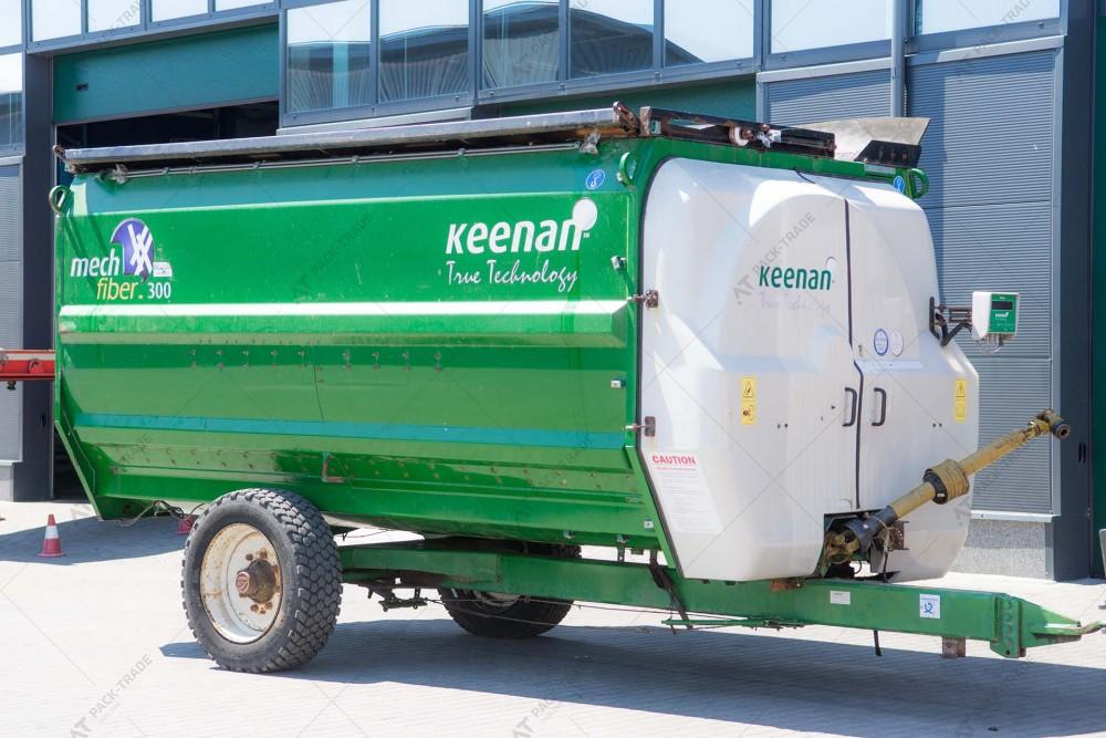 Кормозмішувач Keenan MF300 2011 р. № 1939