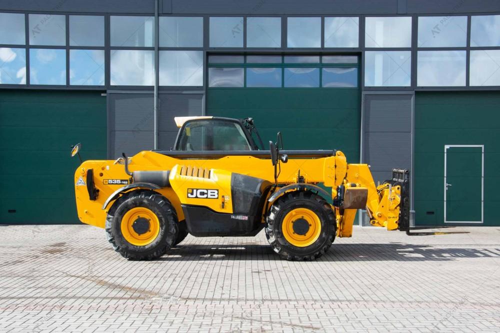 JCB 535-125  2015 г. 81 кВт. 2 581 м/ч., № 2569