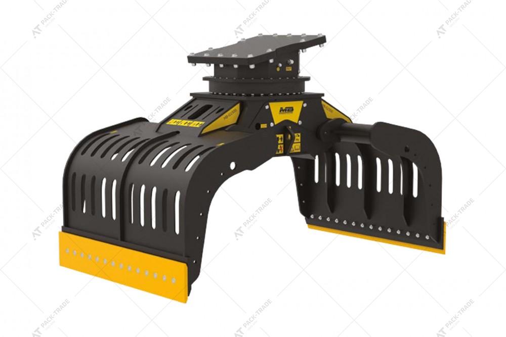 Грейфер на экскаватор MB Crusher серии MB-G