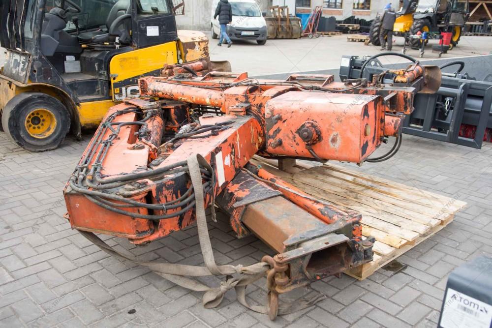 Кран-манипулятор MTE 090 Hydraulic Crane